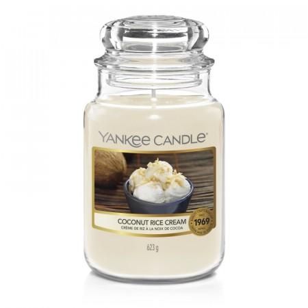Coconut Rice Cream