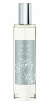 Ginger & White Lily Room Spray.