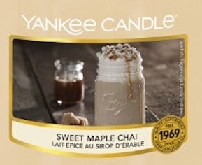 Sweet Maple Chai