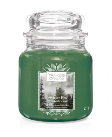 Evergreen Mist medium krukke